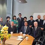 Seisoku Gakeun School Representatives