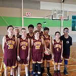 Y7 & 8 Basketball - Western Zone Tournament